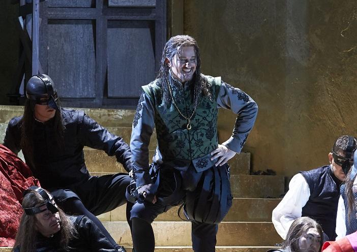 Wien Staatsoper Rigoletto Derniere Mit George Petean Online Merker