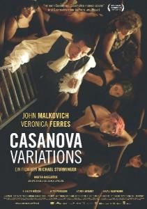 FilmPlakat Casanova Variations x~1