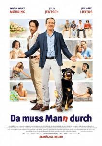 FilmPlakat Da muss Mann durch~1