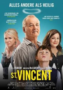 FilmPlakat St. Vincent