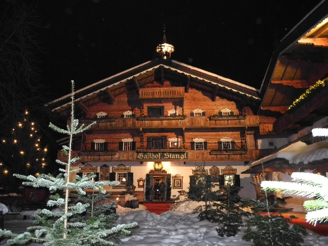 Gasthof Stangl in Going, 400 Jahre Tradition