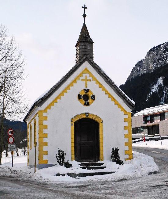 Söll, Pirchmooser Kapelle