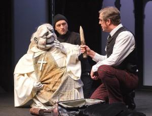 Theater der Jugend / Sherlock Holmes und der Vampir von London (Theater im Zentrum)