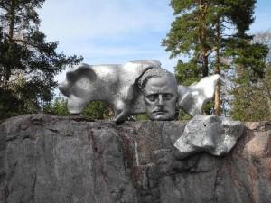 Sibelius-Denkmal von Eila Hiltunen, 1967, Foto Ursula Wiegand