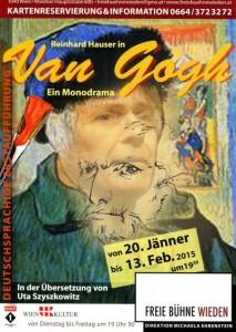 Van Gogh Plakat