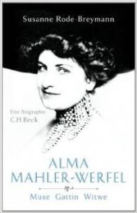 BuchCover Rode Alma Mahler Werfel