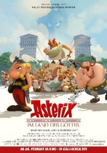 FilmPlakat Asterix im Land der Götter~1