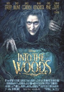 FilmPlakat Into the Woods x~1