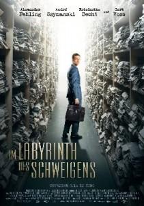FilmPlakat Labyrinth des Schweigens~1