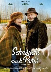 FilmPlakat Sehnsucht nach Paris~1