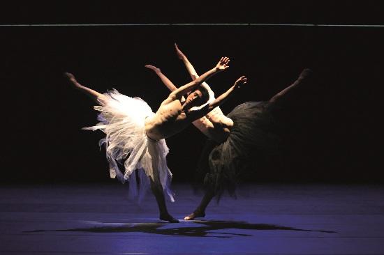 Leipziger Ballett Mario Schröder - Mozart Requiem (Benedictus) - Nikolaus Tudorin und Tyler Galster - Foto Ida Zenna (3)