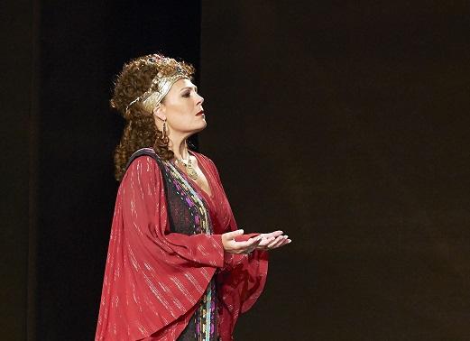 Sondra Radvanovsky, die umjubelte Aida