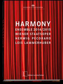 BuchCover Harmony