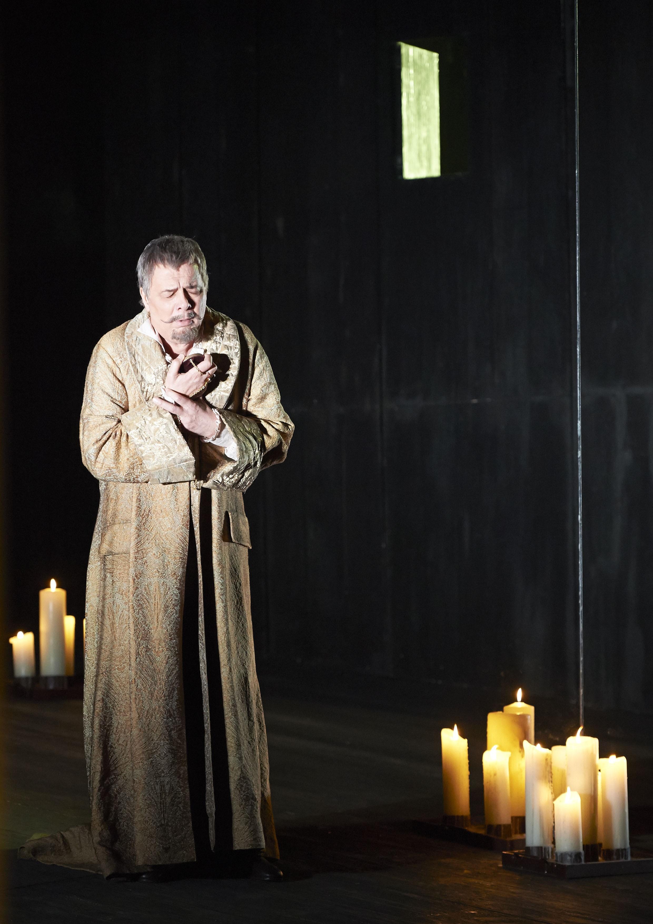 Furlanetto als Filippo II