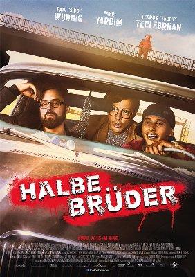 FilmPlakat Halbe Brüder~1
