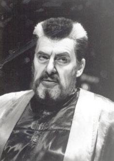 Günter von Kannen als Klingsor in Bayreuth