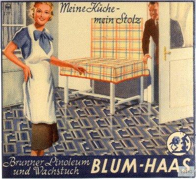 Hofmobilien Küche Werbeplakat~1