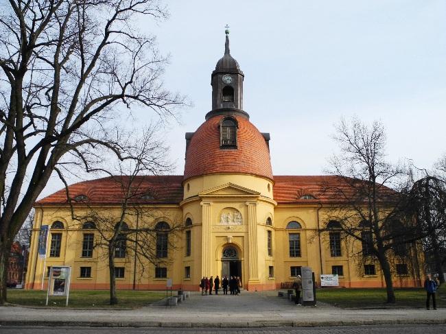 KulturKirche, frühere Pfarrkirche  St.Marien, 1806