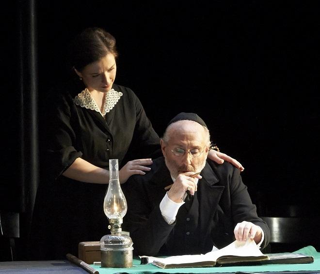 Neill Shicoff und Olga Bezsmertna