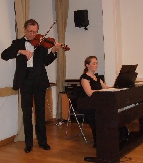 Alexander Jablokov Klavier, Olga Jabloková Klavier