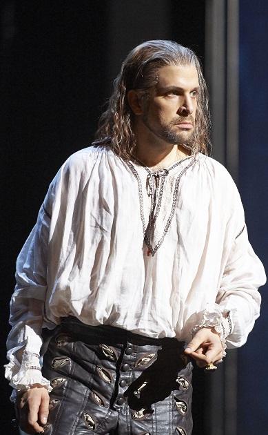 Luca Pisaroni als Enrico VIII