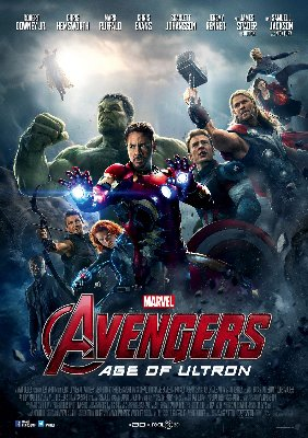 FilmPlakat Avengers~1