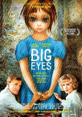 FilmPlakat Big Eyes~1