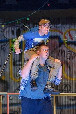 Theater der Jugend / Theater im Zentrum • Freak