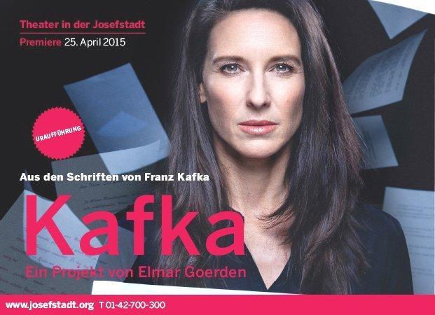 Josefstadt Kafka Plakat x