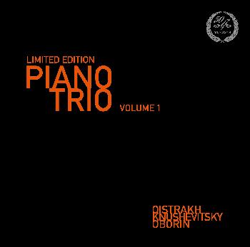 Melodiya Piano Trios Volume 1