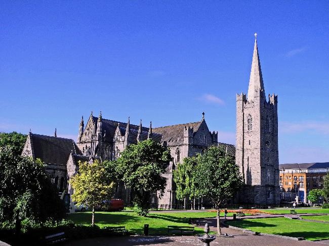 St. Patrick's Cathedral von 1220