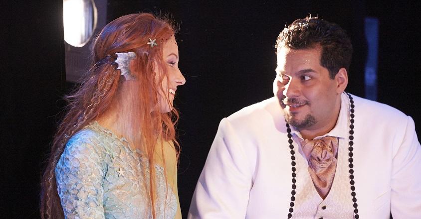 Offenes Ende für eine märchenhafte Beziehung: Annika Gerhards und Carlos Osuna