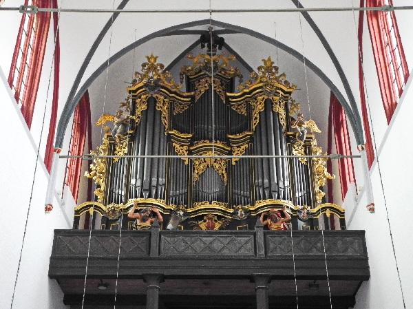 Wagner-Orgel von 1725