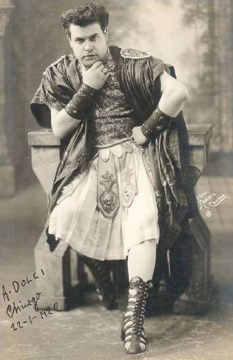 Alessandro DOLCI als Pollione