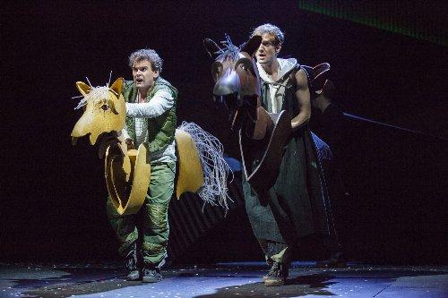 Theater der Jugend • DIE BRÜDER LÖWENHERZ • Renaissancetheater