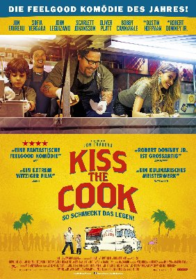 FilmPlakat Kiss the Cook~1