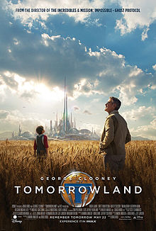 FilmPlakat Tomorrowland