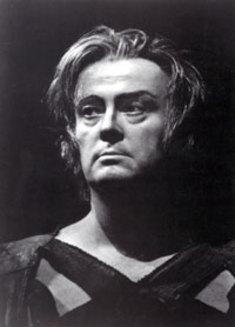 James King als Siegmund in Bayreuth