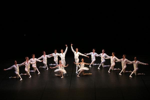 Konzert für Flöte und Harfe_c Stuttgart Ballet