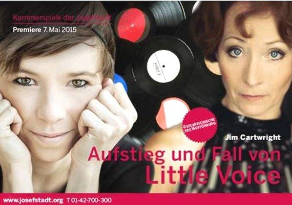 Little Voice Plakat x