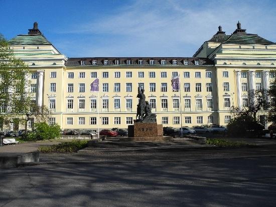 Tallinn, Estnische Nationaloper, Foto Ursula Wiegand