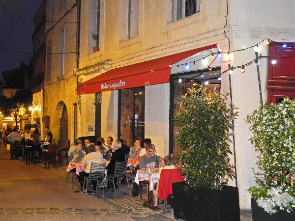 Dédée-Jacqueline, Altstadt, essen wie bei Oma