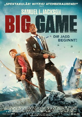 FilmPlakat Big Game~1