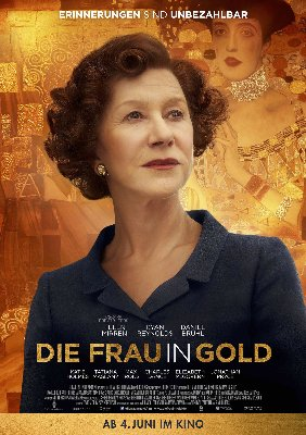 FilmPlakat Frau in Gold~1