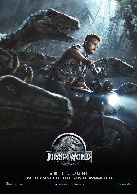 FilmPlakat Jurassic World~1