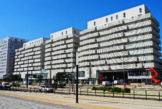 Mantilla-Bauten, 2015, Architekt Jacques Ferrier