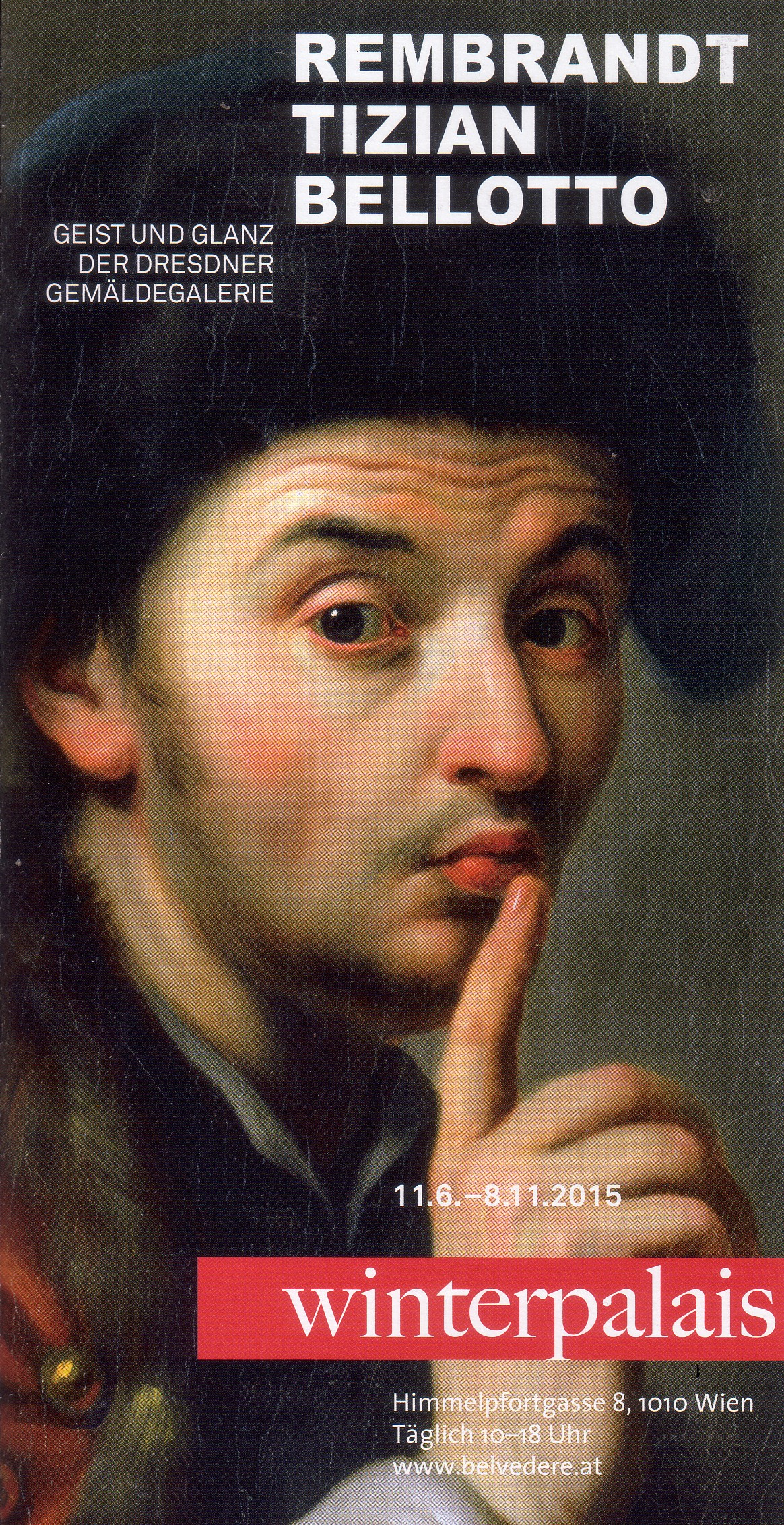 Rembrandt Tizien Prospekt