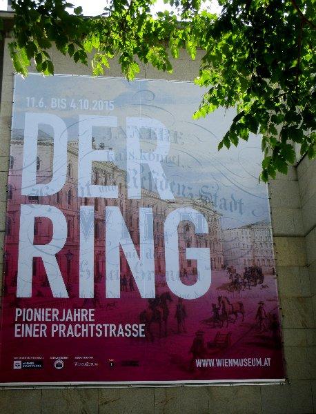 Ring Plakat am Haus~1