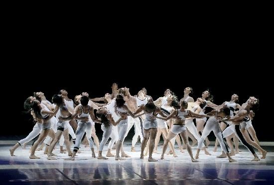 Béjart Ballet Lausanne, ballet for life, Foto Francette Levieux