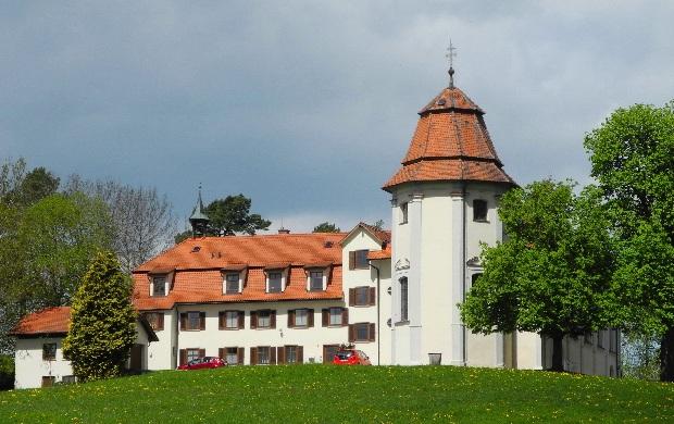 Bad Wurzach, Wallfahrtskirche auf dem Gottesberg